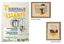 2e BIENNALE INTERNATIONALE DE L'ESTAMPE DE DREUX